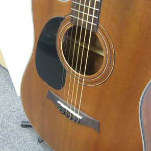 Giannini GS-41 Left Handed Acoustic/Electric Guitar for sale