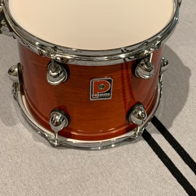 Premier Genista 1990s 10x12 Ochre burnt orange