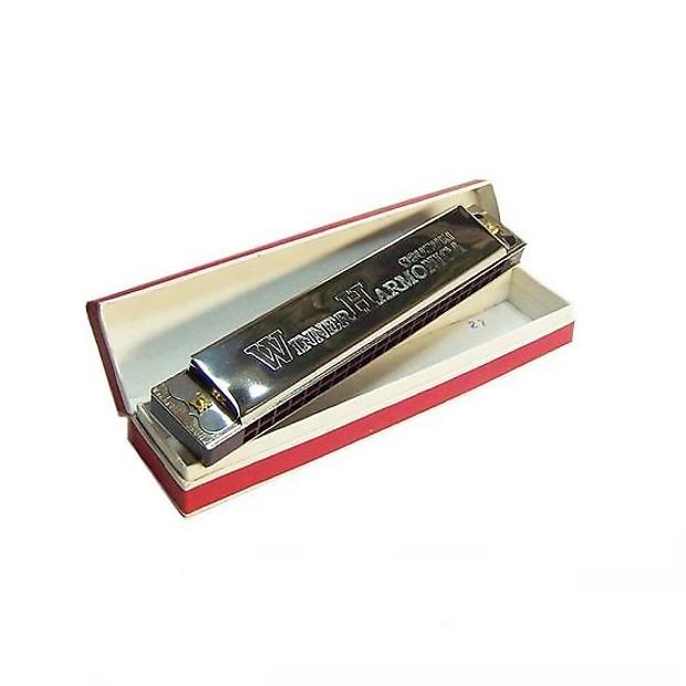 Suzuki Winner Tremolo 20 Harmonica C