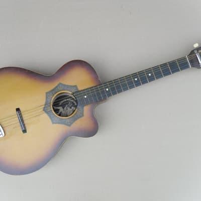 Orfeus Rare Vintage Acoustic Guitar (for restoration project) for sale