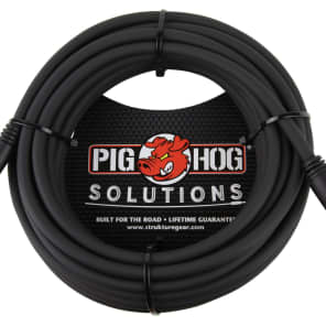 """Pig Hog PHX14-25 1/4"""" TRS Headphone Extension Cable - 25'"""