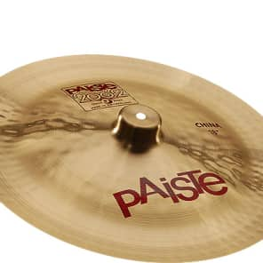 "Paiste 18"" 2002 China Cymbal"