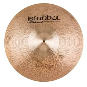 "Istanbul Mehmet 20"" 60th Anniversary Ride Cymbal w/ Rivets"