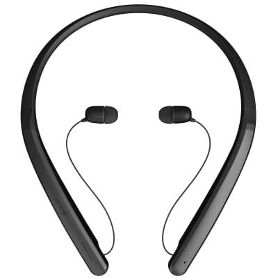 LG TONE Flex XL7 Bluetooth Wireless Stereo Headset - Black HBS-XL7.ACUSBKI