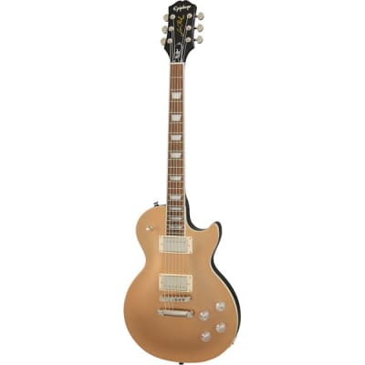 Epiphone Les Paul Muse Smoked Almond Metallic Electric Guitar for sale
