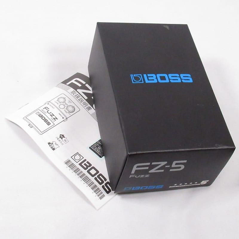 boss fz 5 free shipping reverb. Black Bedroom Furniture Sets. Home Design Ideas