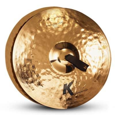 "Zildjian 18"" K Symphonic Traditional Series Light Concert Cymbal"