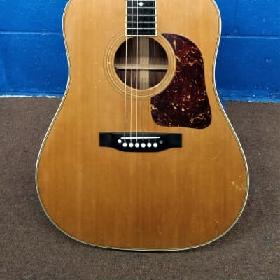 JW Gallagher G 70 1972 Natural w/ Hardshell Case and Pickup for sale