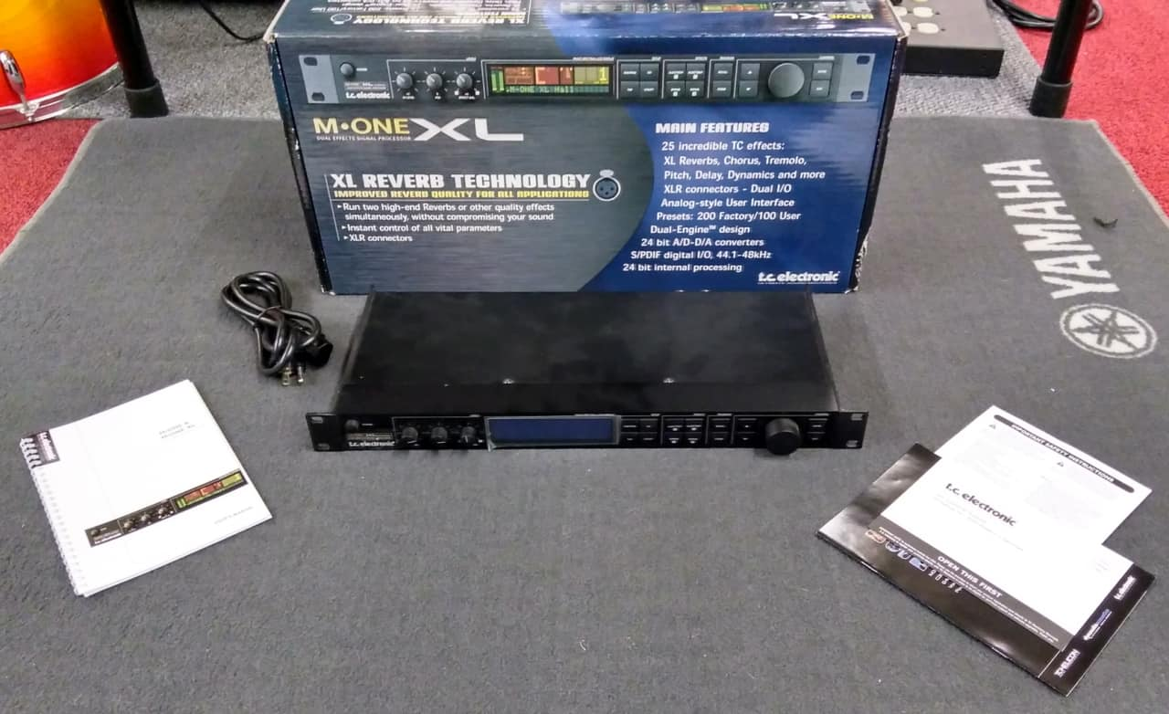 tc electronic m one xl manual