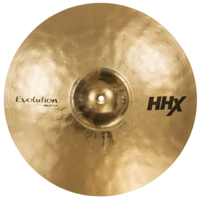 "Sabian HHX Evolution Ride Cymbal 20"" Brilliant"