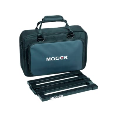 Mooer PB-10 Stomplate Maxi Pedalboard with Soft Case