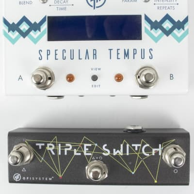 GFI Specular Tempus w/ Triple Switch