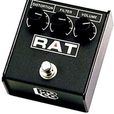 PROCO RAT2 Distortion Guitar Effect Pedal for Electric Guitar