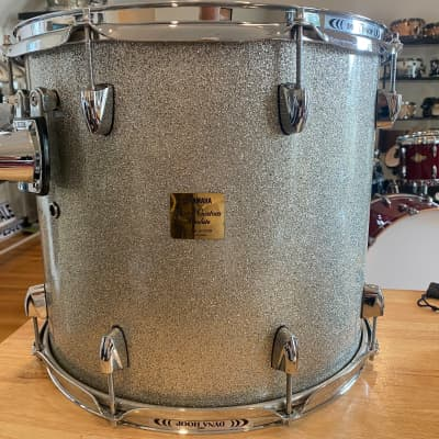 """YAMAHA Absolute Air Seal System 16""""x14""""  2000 Sliver Sparkles"""