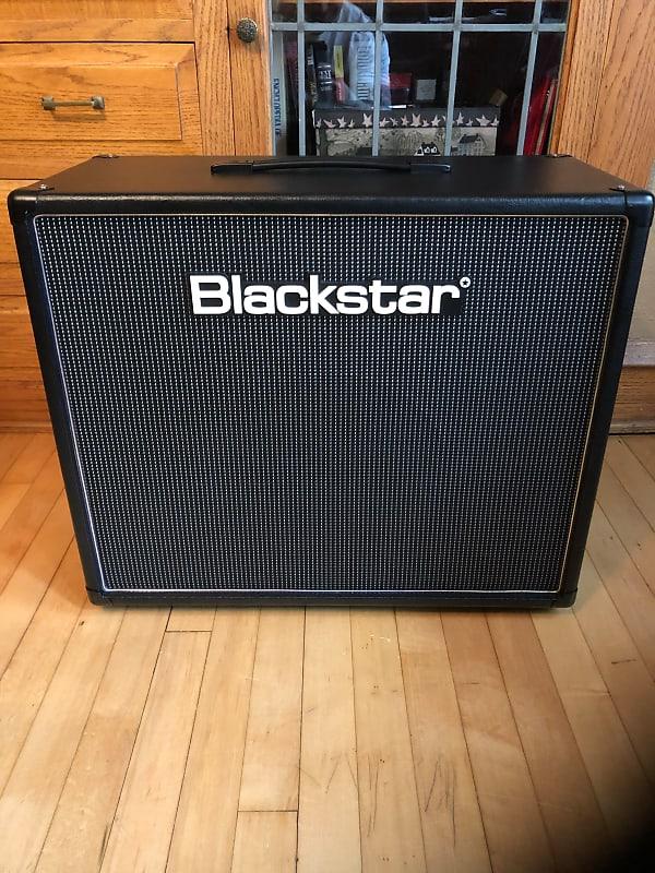 blackstar venue series htv 112 80w 1x12 guitar cabinet das reverb. Black Bedroom Furniture Sets. Home Design Ideas