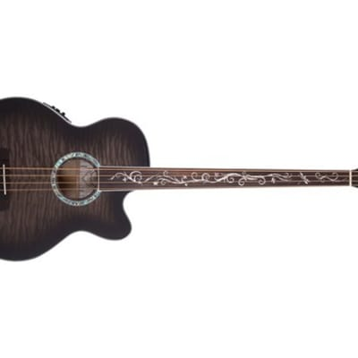 Michael Kelly Dragonfly Fretless Acoustic-Electric Bass (Used/Mint) for sale