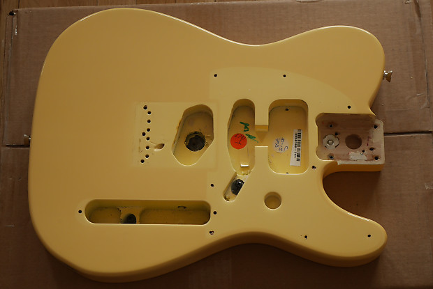 American standard telecaster vintage white valuable piece