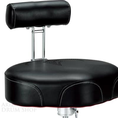 Tama 1st Chair ERGO Rider Quartet w/ Folding Backrest HT741B - NEW - In Stock!