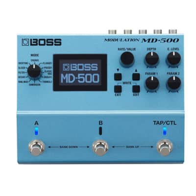 Boss MD-500 Modulation Effects Pedal - Used