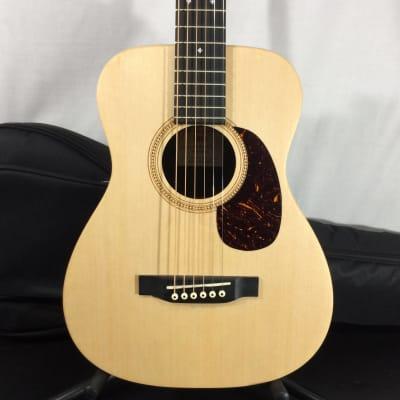 Martin LX1R Little Martin Acoustic Guitar w/Gig Bag - Customer Return