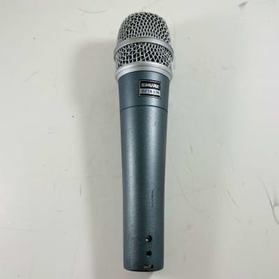 Shure BETA 57A Supercardioid Dynamic Instrument Microphone *Sustainably Shipped*