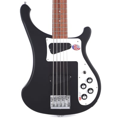 Rickenbacker 4003S/5 5-String Matte Black