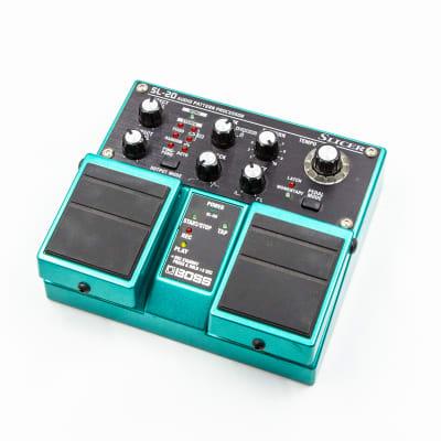 Boss SL-20 Slicer Audio Pattern Processor Owned By Ilan Rubin