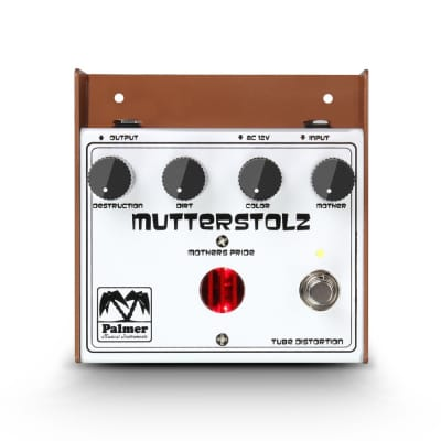 Palmer MutterStolz Tube Distortion Pedal for sale
