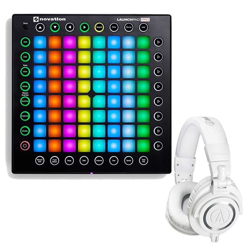 Musical Instruments & Gear Pro Audio Equipment Novation Launchpad Usb Midi Controller For Ableton With 64 Velocity Pads With The Most Up-To-Date Equipment And Techniques