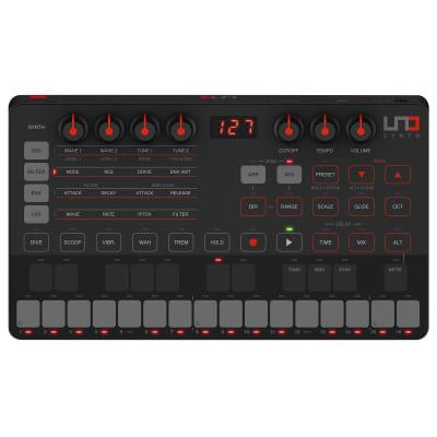 IK Multimedia UNO Synth Ultra-Compact Monophoninc Analog Synthesizer
