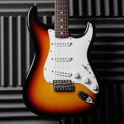 Fender Custom Shop '60 Reissue Stratocaster NOS 2007 3-Tone Sunburst for sale