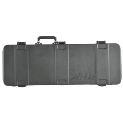 SKB 1SKB-66PRO Pro Series Molded Strat/Tele Case with TSA Latches