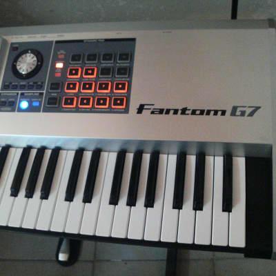 Roland Fantom-G7 76-Key Workstation Keyboard | Synthonia Library