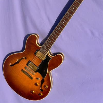 2001 Heritage H-535: Intensely Flamed, Smooth Player, Best Buy! for sale