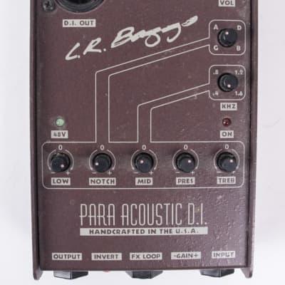 LR Baggs Para Acoustic DI Pedal