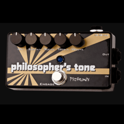 Pigtronix Philosopher's Tone CSD