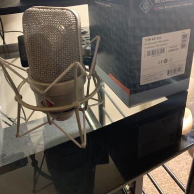 Neumann TLM 49 Large Diaphragm Cardioid Condenser Microphone