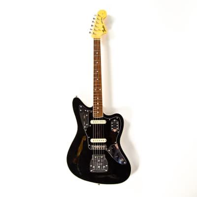 Fender Jaguar Thinline Electric Guitar Owned By Ilan Rubin