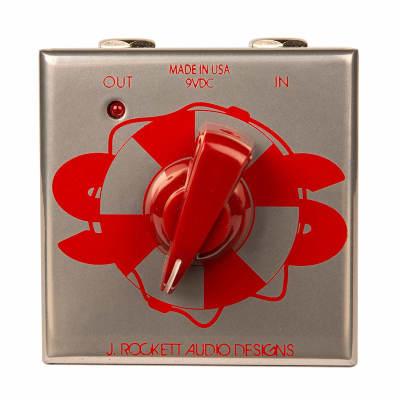 J. Rockett Audio Designs Tour Series SOS Line Driver Signal Buffer Guitar Effects Pedal