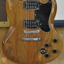 "Gibson Firebrand ""The SG"" 1980 Walnut image"