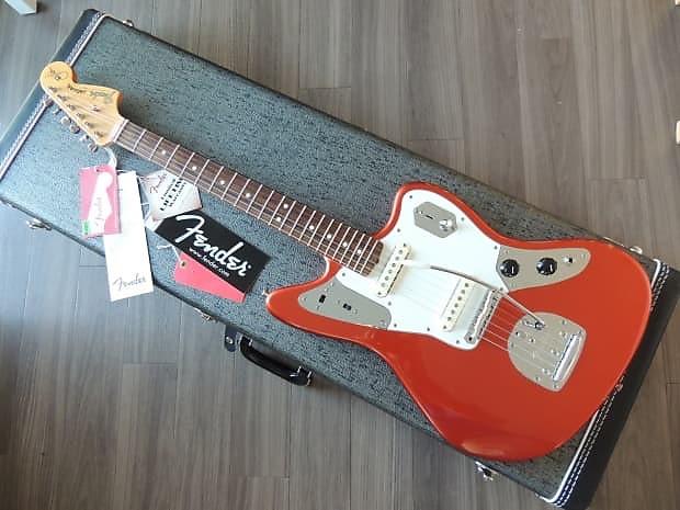 Fender Johnny Marr Jaguar 2015 Metallic Ko Kandy Orange: Johnny Marr Fender Jaguar Wiring At Shintaries.co