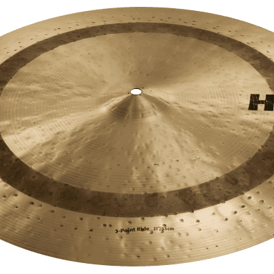 "Sabian 21"" HHX 3-Point Ride Cymbal"