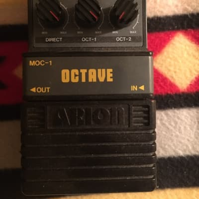 Arion Octave pedal for sale