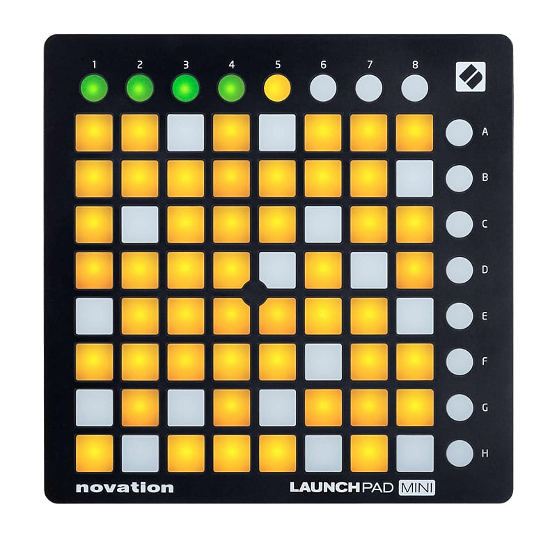 NEW NOVATION LAUNCHPAD ABLETON LIVE USB CONTROLLER 64 PAD