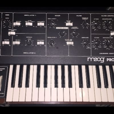 Moog Prodigy - Works Perfect!