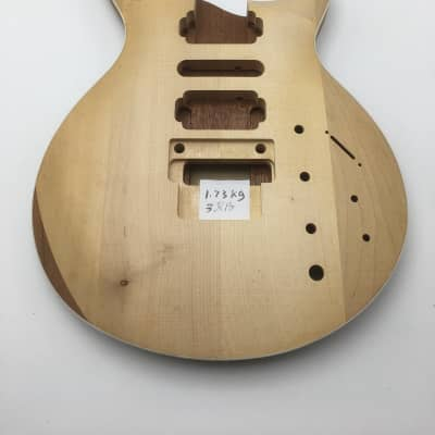 Hummingbird Electric Guitar Unfinished Body for Jarrell guitar style 1.73KG/628mm 2010 for sale
