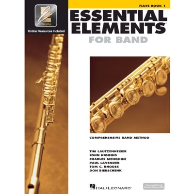 Essential Elements for Band - Flute | Book 1 (w/ EEi)