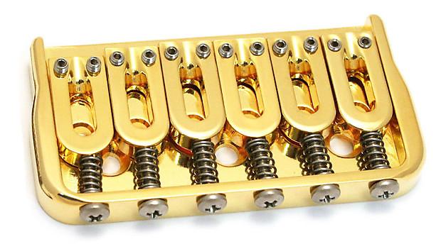 hipshot 41060g 6 string hardtail fixed electric guitar bridge reverb. Black Bedroom Furniture Sets. Home Design Ideas