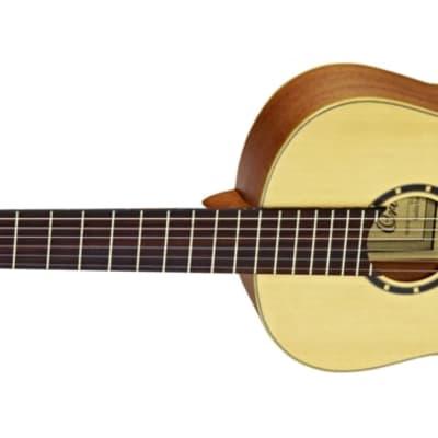 Ortega Family Series Spruce Leftie Acoustic Guitar for sale