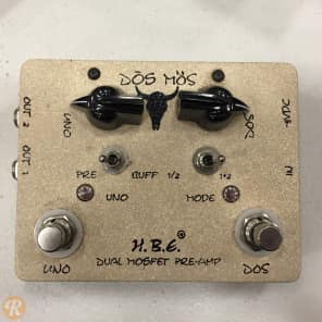 HomeBrew Electronics Dos Mos Dual Overdrive